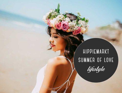 Hippiemarkt Summer of Love