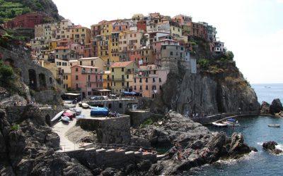 Bucketlist material: Cinque Terre