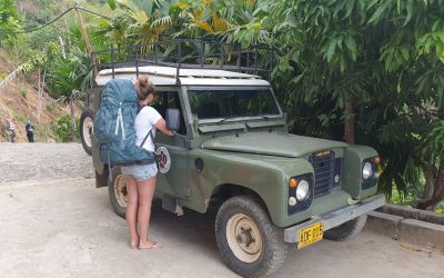 Wat neem je mee op reis: koffer of backpack?
