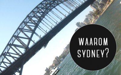 Waarom Sydney de perfecte citytrip bestemming is