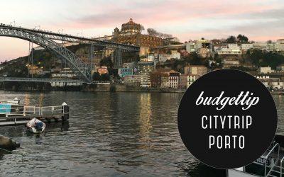 Budgettip: romantische citytrip Porto