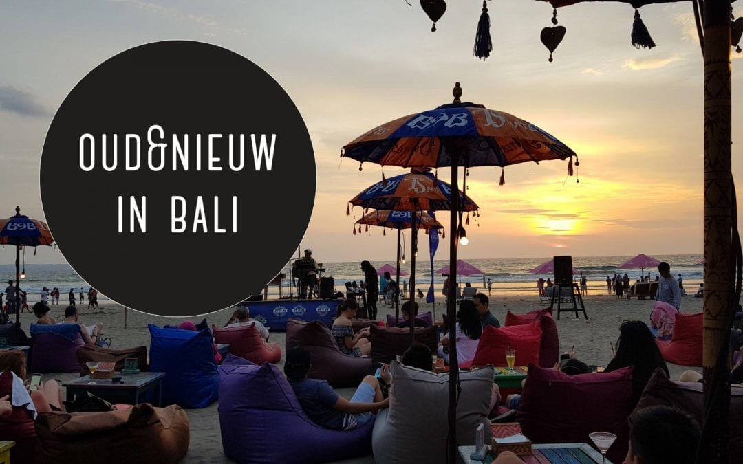 New years eve in Bali