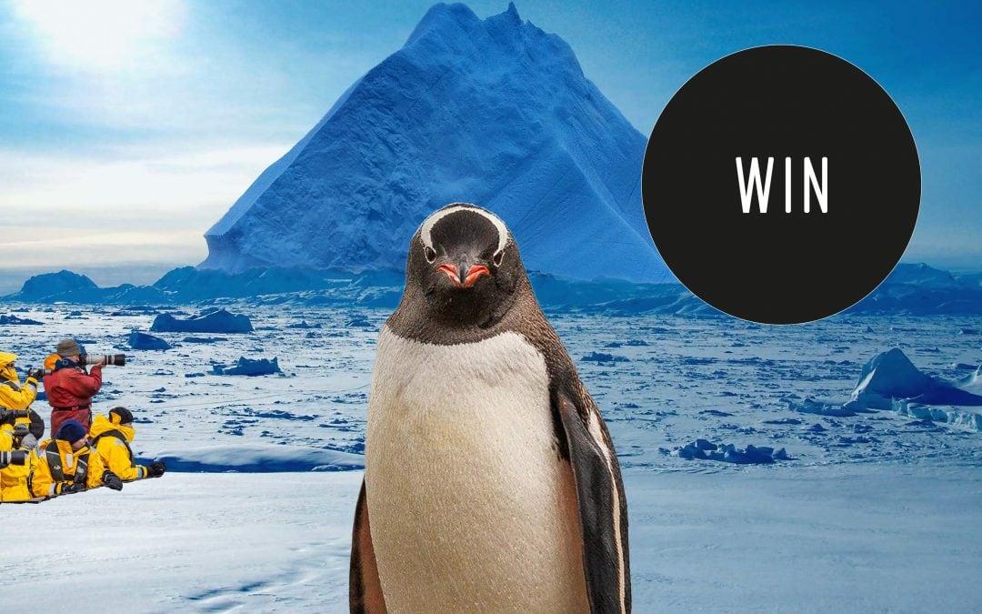Win twee tickets naar Antarctica #theater
