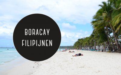 Toeristische parel van de Filipijnen: Boracay
