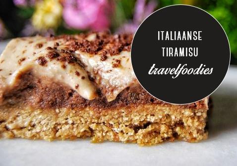 Travelfoodies: Italiaanse tiramisu