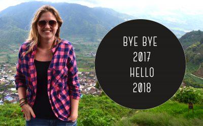 Een korte terugblik op 2017 en mijn plannen voor 2018