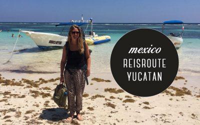 Mexico: reisroute Yucatan voor 2,5 a 3 weken