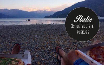 Reisblog: 3x de mooiste plekjes in Italië