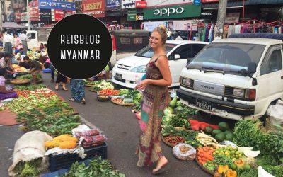 Reisblog Myanmar: puur, authentiek en verschrikkelijk mooi