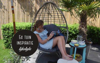 Bohemian lifestyle: 5 tips voor een gezellige tuin
