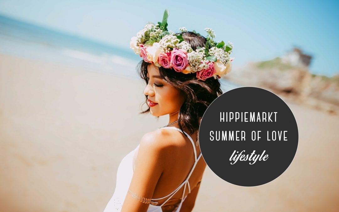 Hippiemarkt Summer of Love – zaterdag 30 juni