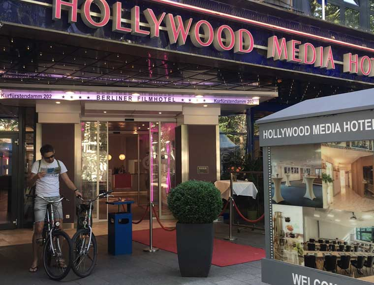 hollywood hotel berlijn