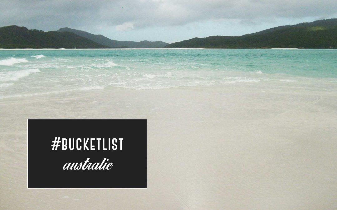 Reisblog Australië: 3 toffe plekken voor op je bucketlist