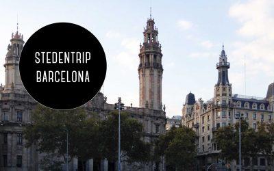 Dit mag je niet missen tijdens je stedentrip Barcelona