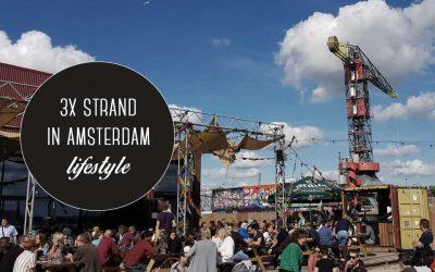 Leukste plekken in Amsterdam: 3x de gezelligste stadsstranden