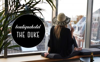 Boutiquehotel The Duke in het centrum van Den Bosch