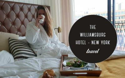 The Williamsburg Hotel: Ontbijt op bed in het meest trendy boutique hotel van New York