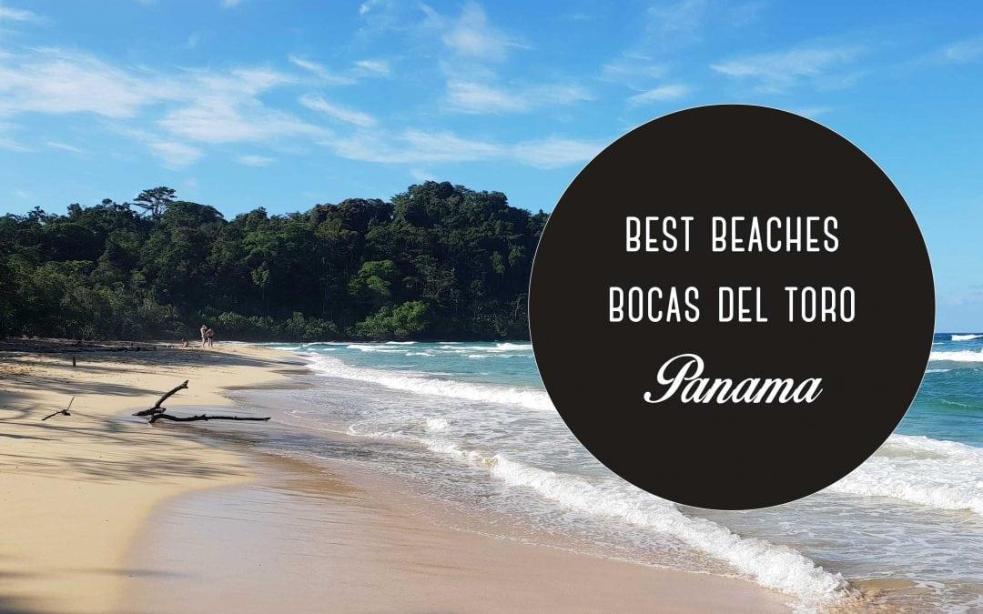 Reisblog Panama: 5x de mooiste stranden van Bocas del Toro