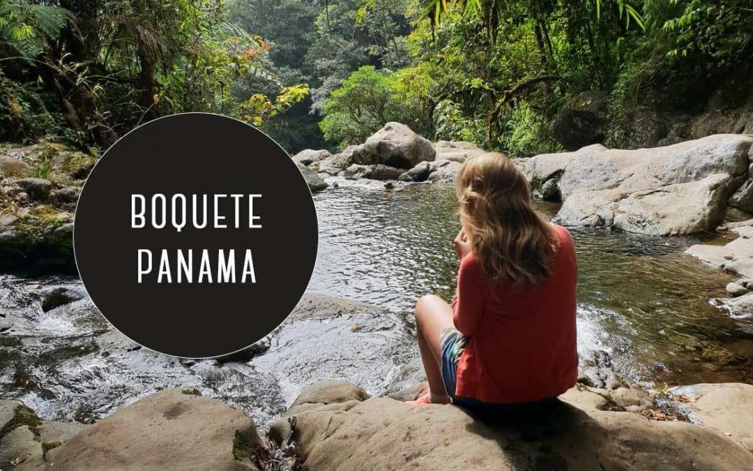 Reisblog Boquete: bezoek de jungle van Panama