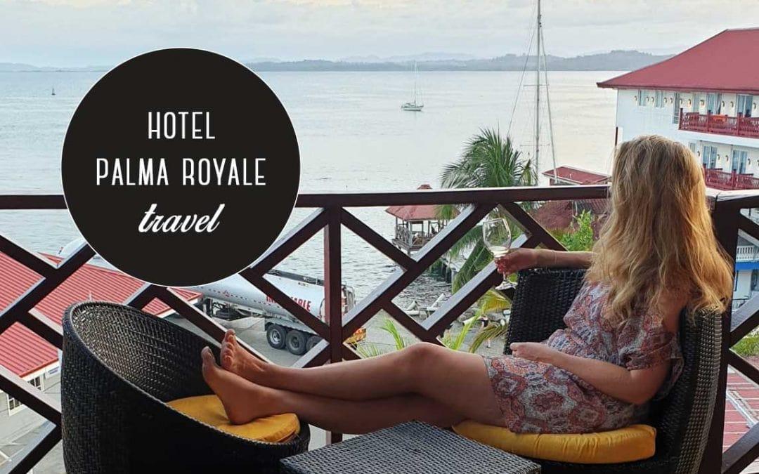 Bijzondere hotels Panama: fantastisch uitzicht bij hotel Palma Royale