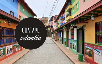 Reisblog Guatapé: het kleurrijkste dorpje van Colombia