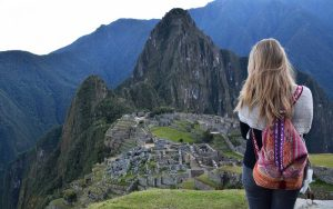 Reisroute-Peru